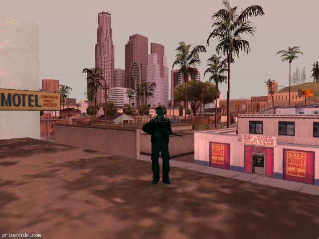 GTA San Andreas weather ID -30 at 8 hours