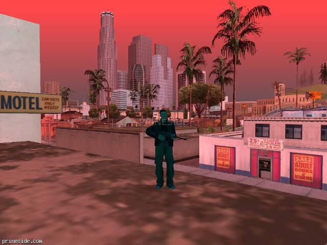Просмотр погоды GTA San Andreas с ID 2275 в 15 часов