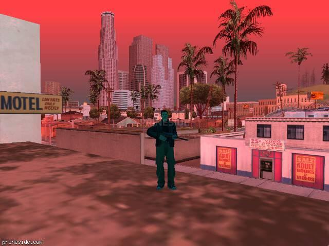 Просмотр погоды GTA San Andreas с ID 995 в 16 часов