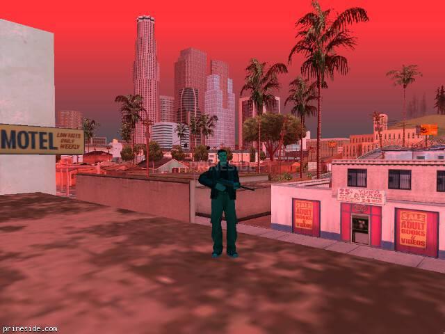 Просмотр погоды GTA San Andreas с ID 995 в 18 часов