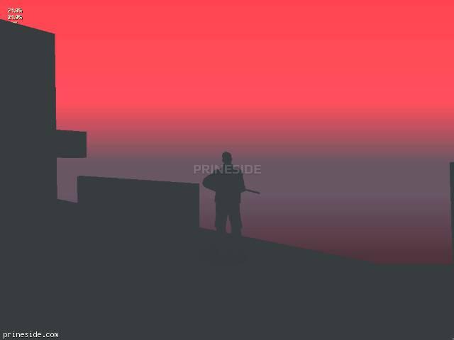 Просмотр погоды GTA San Andreas с ID 1251 в 6 часов