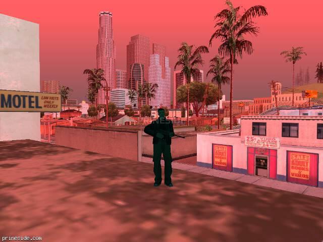 Просмотр погоды GTA San Andreas с ID 995 в 7 часов