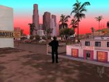GTA San Andreas weather ID -284 at 13 hours