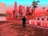 GTA San Andreas weather ID -284 at 14 hours