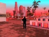 GTA San Andreas weather ID -1052 at 16 hours