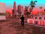 GTA San Andreas weather ID -1052 at 19 hours