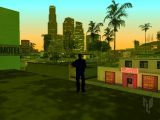GTA San Andreas weather ID -1052 at 21 hours