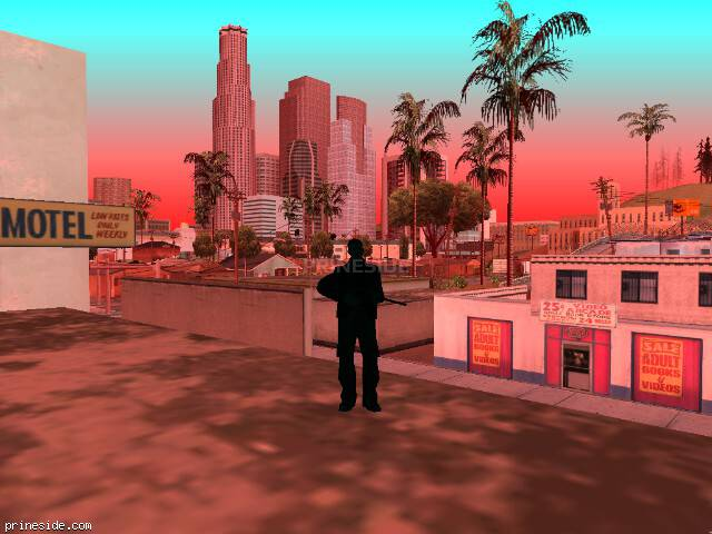 GTA San Andreas weather ID -540 at 9 hours