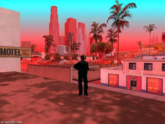GTA San Andreas weather ID 1253 at 13 hours