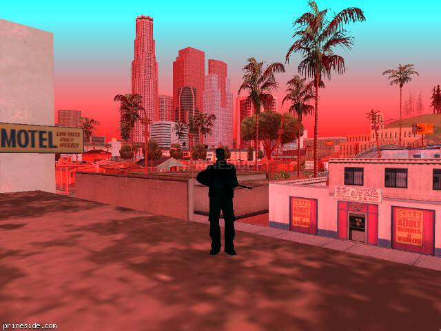 GTA San Andreas weather ID 229 at 15 hours