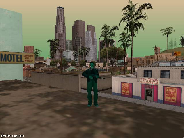 GTA San Andreas weather ID -26 at 13 hours
