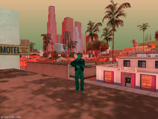 GTA San Andreas weather ID -26 at 15 hours