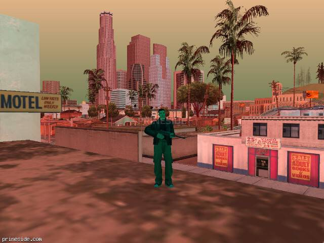 GTA San Andreas weather ID -538 at 16 hours