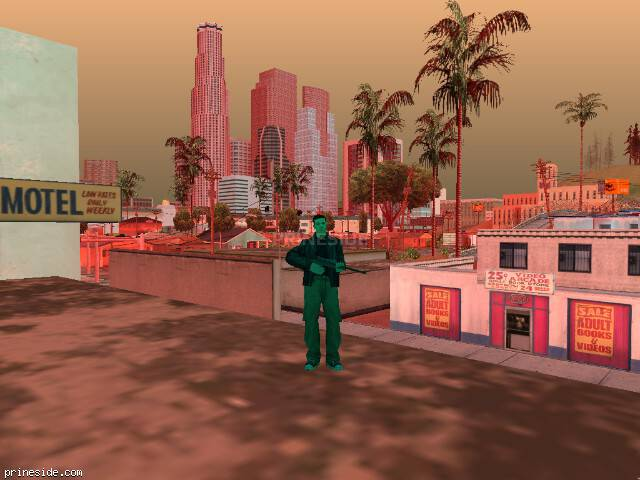 GTA San Andreas weather ID -26 at 18 hours