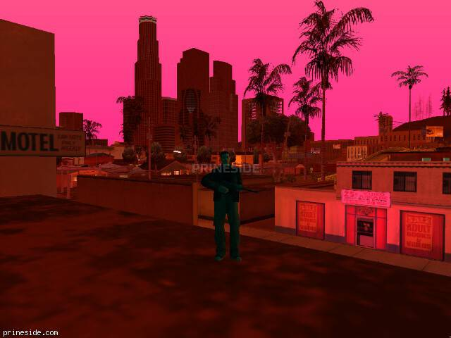 GTA San Andreas weather ID -538 at 6 hours