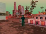GTA San Andreas weather ID 999 at 17 hours