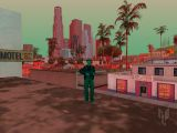 GTA San Andreas weather ID 999 at 19 hours
