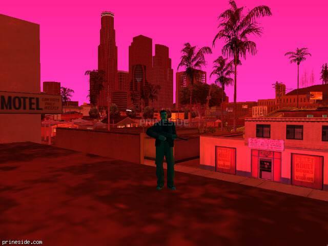 Просмотр погоды GTA San Andreas с ID 231 в 6 часов