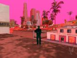GTA San Andreas weather ID 999 at 7 hours