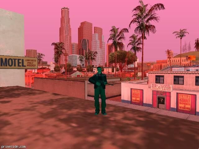 Просмотр погоды GTA San Andreas с ID -793 в 9 часов