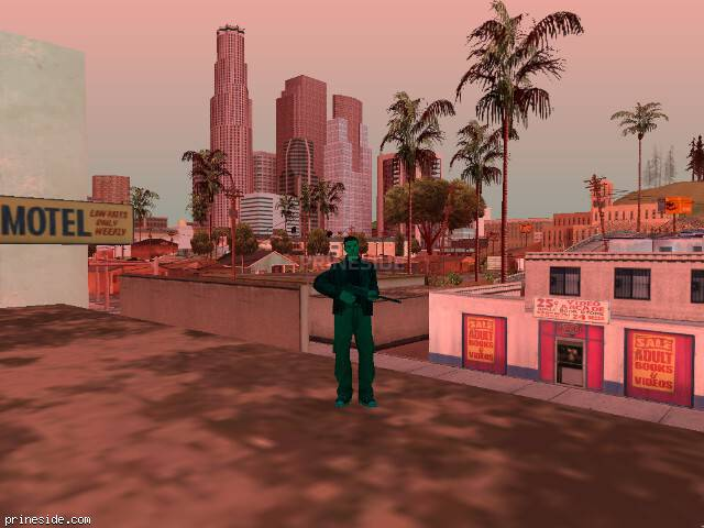 GTA San Andreas weather ID 232 at 10 hours