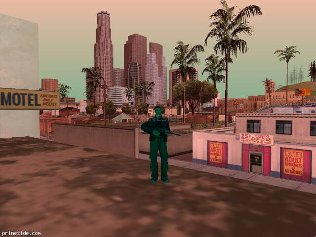 GTA San Andreas weather ID 232 at 11 hours