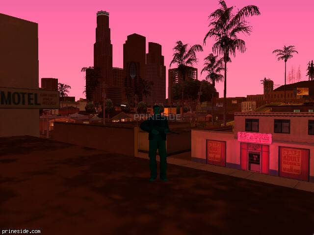 GTA San Andreas weather ID -24 at 6 hours