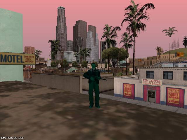 GTA San Andreas weather ID 232 at 9 hours