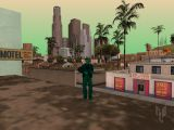 GTA San Andreas weather ID 745 at 15 hours