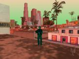GTA San Andreas weather ID 233 at 17 hours