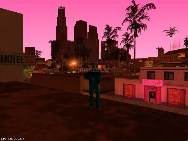 GTA San Andreas weather ID -279 at 6 hours