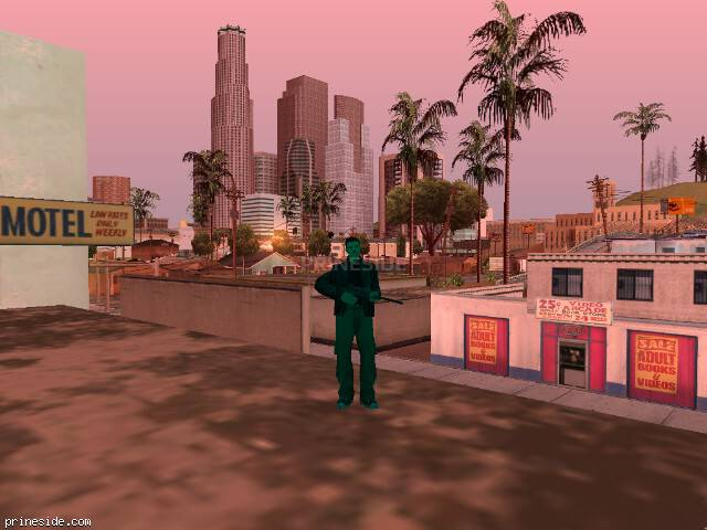 GTA San Andreas weather ID -791 at 9 hours