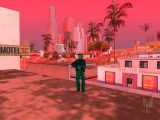 GTA San Andreas weather ID 234 at 11 hours