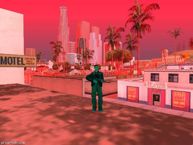 GTA San Andreas weather ID 234 at 12 hours