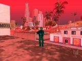 GTA San Andreas weather ID 234 at 14 hours