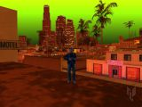 GTA San Andreas weather ID 234 at 21 hours