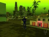 GTA San Andreas weather ID -1046 at 22 hours