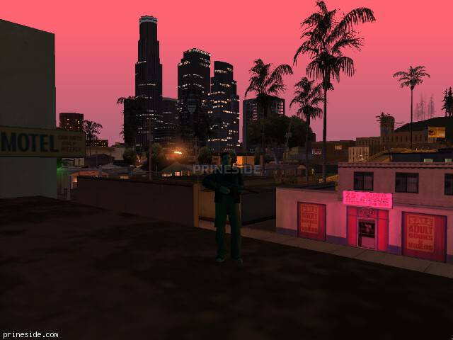 GTA San Andreas weather ID -1046 at 3 hours