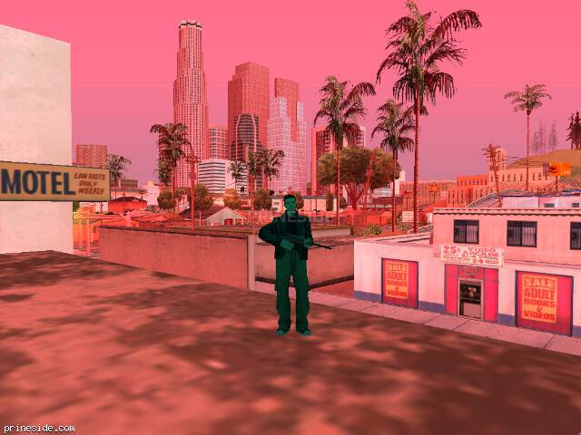 GTA San Andreas weather ID -22 at 9 hours