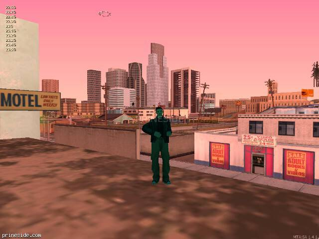 GTA San Andreas weather ID 235 at 12 hours