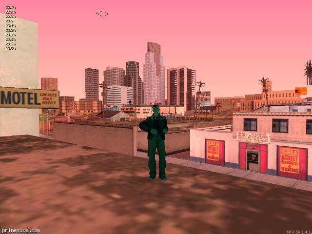 GTA San Andreas weather ID -20 at 12 hours