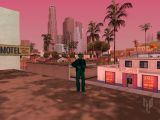 GTA San Andreas weather ID 492 at 14 hours