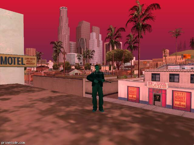 GTA San Andreas weather ID -20 at 18 hours