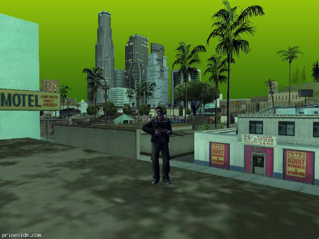 GTA San Andreas weather ID 1004 at 20 hours
