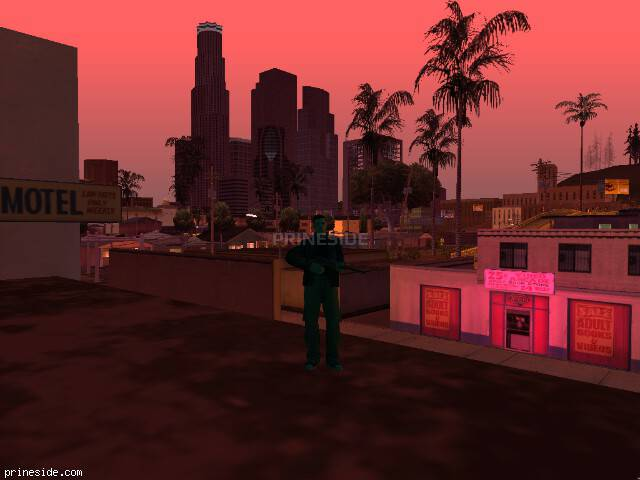 GTA San Andreas weather ID -18 at 6 hours