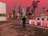 GTA San Andreas weather ID 495 at 10 hours