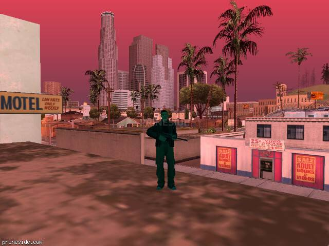 GTA San Andreas weather ID 239 at 11 hours