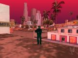 GTA San Andreas weather ID 495 at 15 hours