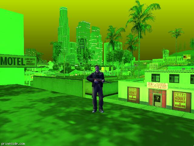 GTA San Andreas weather ID 239 at 21 hours