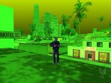 GTA San Andreas weather ID 495 at 21 hours